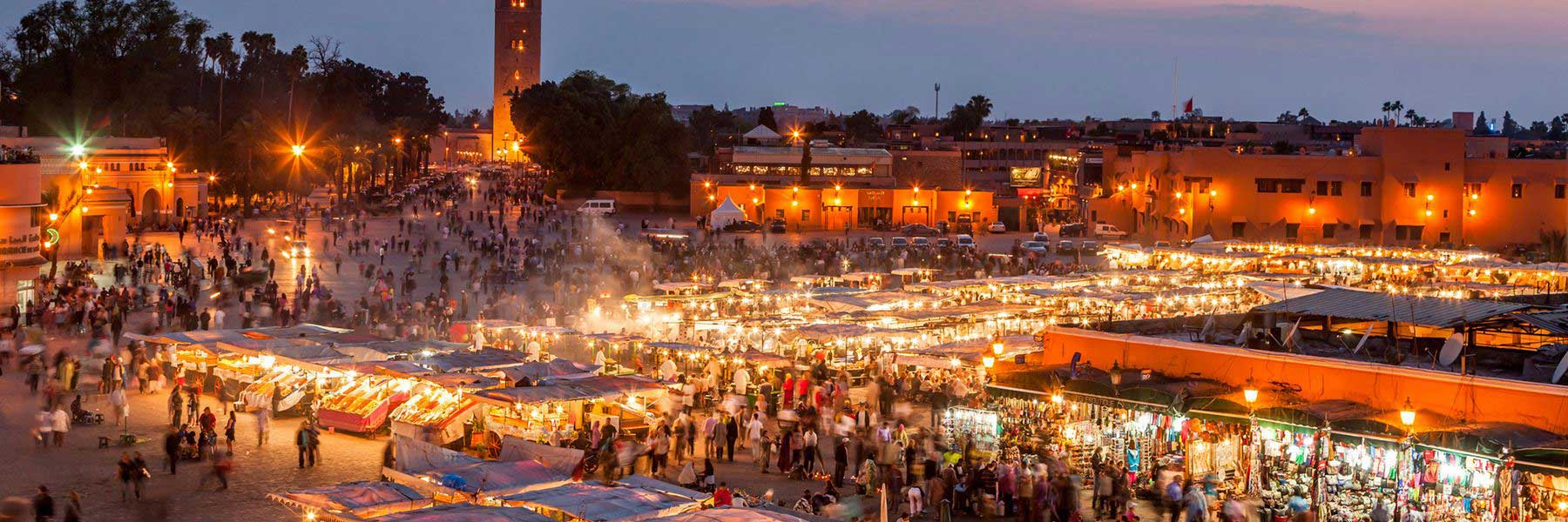 marrakech guided tour