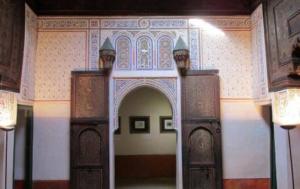 Douiria Museum of Mouassine - Marrakech tour guide