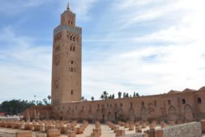 Koutoubia Mosque - Marrakech tour guide